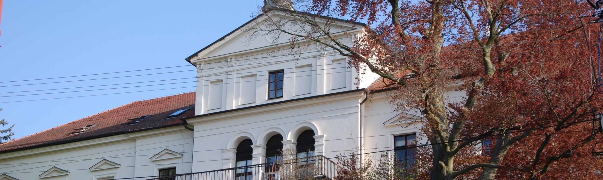 Habrovanský zámek